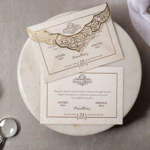 Wedding Davetiye 8385