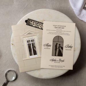 Wedding Davetiye 8420